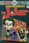 Cover for The Joker (DC, 1975 series) #3