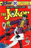 Cover for The Joker (DC, 1975 series) #5