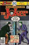 Cover for The Joker (DC, 1975 series) #6