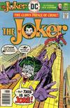 Cover for The Joker (DC, 1975 series) #7