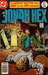 Cover for Jonah Hex (DC, 1977 series) #1