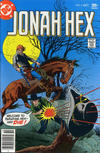 Cover for Jonah Hex (DC, 1977 series) #5