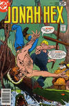 Cover for Jonah Hex (DC, 1977 series) #12