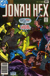 Cover for Jonah Hex (DC, 1977 series) #15