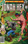 Cover for Jonah Hex (DC, 1977 series) #18