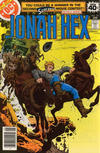 Cover for Jonah Hex (DC, 1977 series) #20
