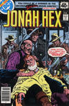 Cover for Jonah Hex (DC, 1977 series) #21