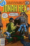 Cover for Jonah Hex (DC, 1977 series) #23