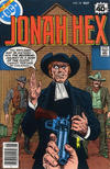 Cover for Jonah Hex (DC, 1977 series) #24