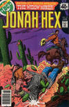 Cover for Jonah Hex (DC, 1977 series) #25