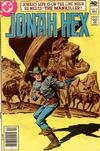Cover for Jonah Hex (DC, 1977 series) #31