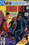 Cover for Jonah Hex (DC, 1977 series) #41 [Direct]