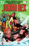 Cover for Jonah Hex (DC, 1977 series) #43 [Direct]
