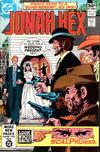 Cover for Jonah Hex (DC, 1977 series) #45 [Direct]