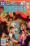 Cover Thumbnail for Jonah Hex (1977 series) #49 [Newsstand Variant]