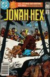 Cover Thumbnail for Jonah Hex (1977 series) #50 [Newsstand]