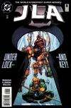 Cover for JLA (DC, 1997 series) #8 [Direct Sales]