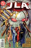 Cover for JLA (DC, 1997 series) #9 [Direct Sales]