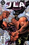 Cover for JLA (DC, 1997 series) #26 [Direct Sales]