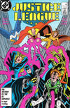 Cover for Justice League (DC, 1987 series) #2 [Direct Sales]