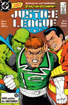 Cover for Justice League (DC, 1987 series) #5 [Direct Sales]