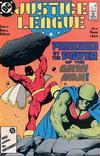 Cover Thumbnail for Justice League (1987 series) #6 [Direct]