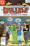 Cover for Justice League America (DC, 1989 series) #28 [Direct]