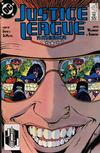 Cover for Justice League America (DC, 1989 series) #30 [Direct]