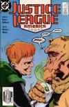 Cover for Justice League America (DC, 1989 series) #33 [Direct]