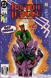 Cover for Justice League America (DC, 1989 series) #36 [Direct]