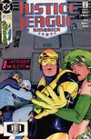 Cover for Justice League America (DC, 1989 series) #37 [Direct]