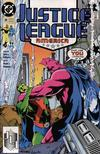 Cover for Justice League America (DC, 1989 series) #39 [Direct]