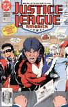 Cover for Justice League America (DC, 1989 series) #42 [Direct]