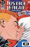 Cover for Justice League America (DC, 1989 series) #45 [Direct]