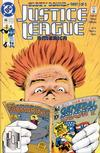 Cover for Justice League America (DC, 1989 series) #46 [Direct]