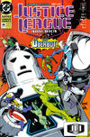 Cover for Justice League America (DC, 1989 series) #48 [Direct]