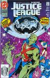 Cover for Justice League America (DC, 1989 series) #50 [Direct]