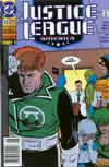 Cover for Justice League America (DC, 1989 series) #53 [Newsstand]