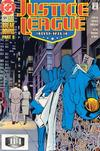 Cover for Justice League America (DC, 1989 series) #54 [Direct]