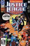 Cover for Justice League America (DC, 1989 series) #55 [Direct]