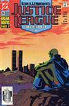 Cover for Justice League America (DC, 1989 series) #56 [Direct]
