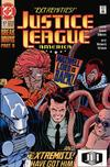 Cover for Justice League America (DC, 1989 series) #57 [Direct]