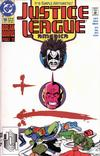 Cover for Justice League America (DC, 1989 series) #58 [Direct]