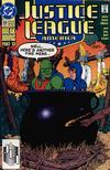 Cover for Justice League America (DC, 1989 series) #59 [Direct]