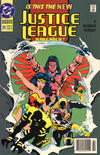 Cover Thumbnail for Justice League America (1989 series) #71 [Newsstand]