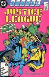 Cover for Justice League Annual (DC, 1987 series) #1 [Direct]