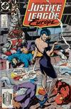 Cover for Justice League Europe (DC, 1989 series) #4 [Direct]