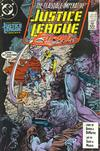 Cover for Justice League Europe (DC, 1989 series) #7 [Direct]