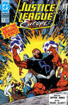 Cover for Justice League Europe (DC, 1989 series) #17 [Direct]