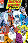 Cover for Justice League Europe (DC, 1989 series) #26 [Direct]
